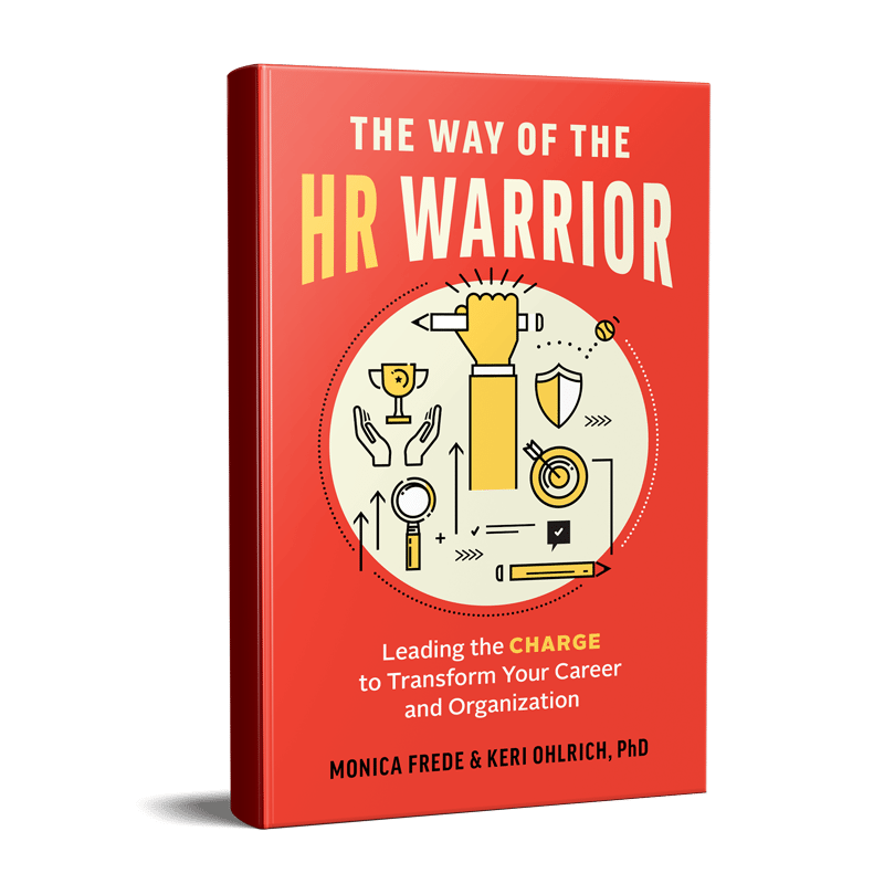 The way of the HR Warrior book cover