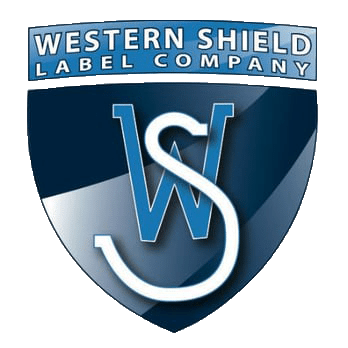 western shield label company logo